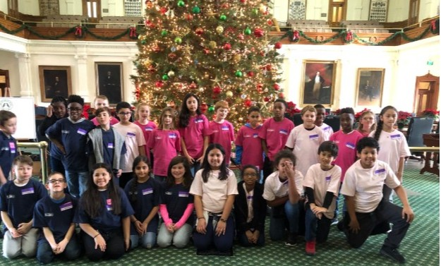 Perry 4th Grade trip to Austin